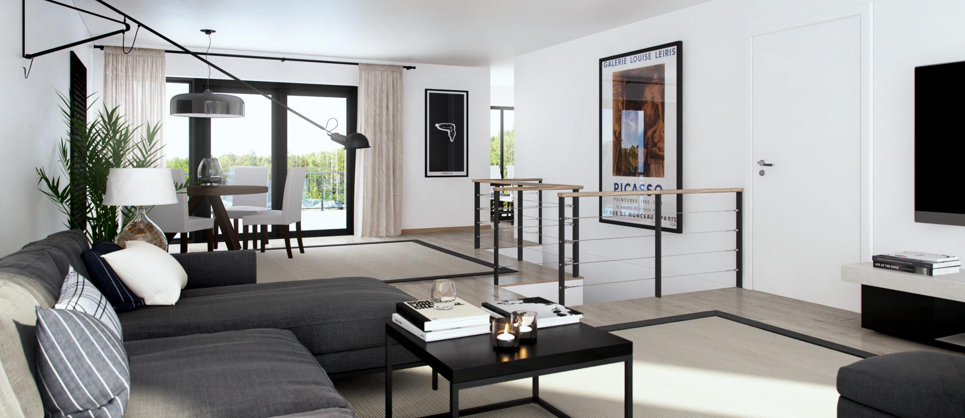 Verdien av 3D-rendering i boligbransjen
