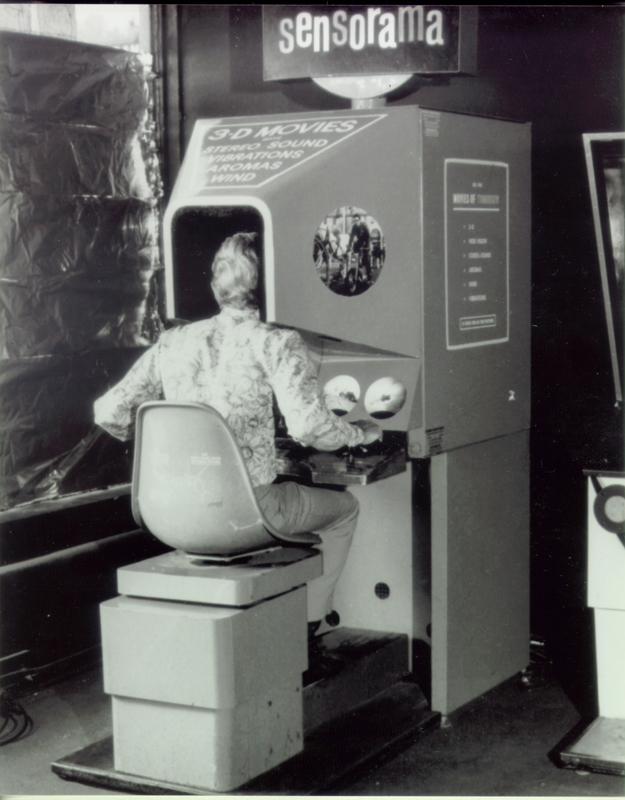 VR på 50-tallet