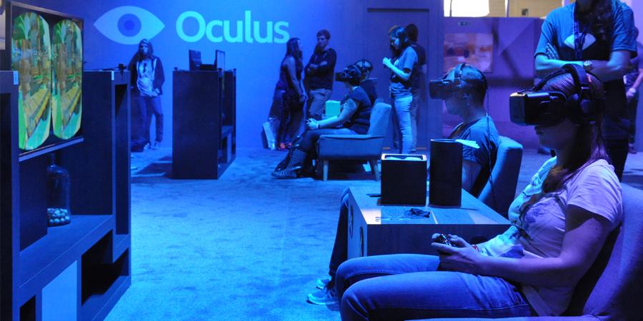 VR i spillbransjen: Oculus på Gamescom