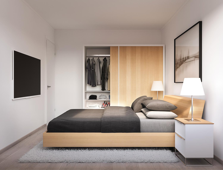 Arkitekturvisualisering: interiør 2