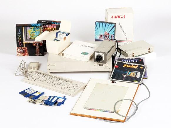 Warhol: samling av digitale verktøy