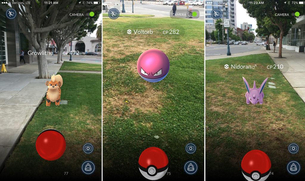 3D-design i mobile applikasjoner