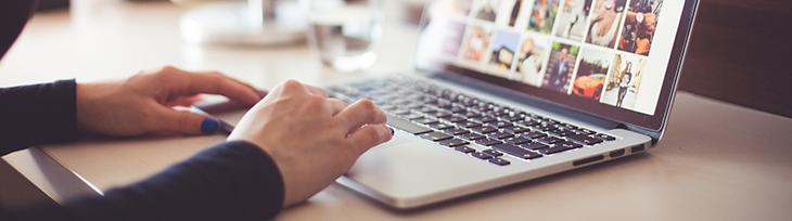 Spesialtilpassede verktøy i sosiale medier